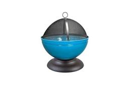 Buschbeck Feuerschale Globe Blau