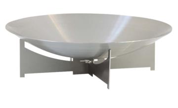 ricon feuerschale edelstahl 0401 50 cm. Black Bedroom Furniture Sets. Home Design Ideas
